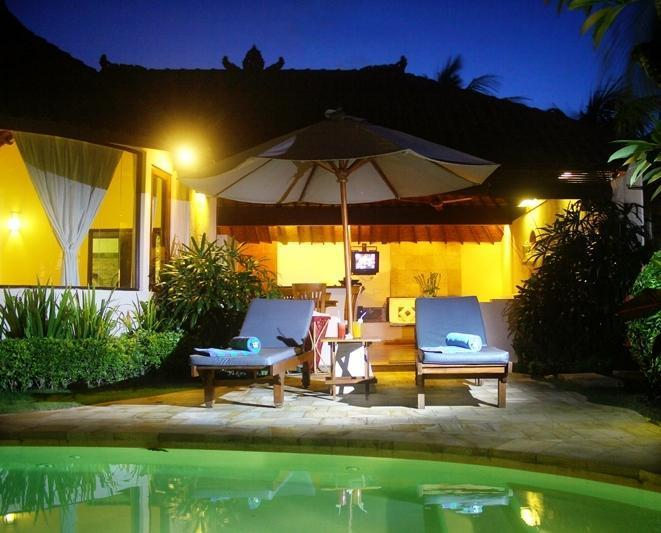 Dyana Villas Bali - One Bedroom Villa - Kolam Renang