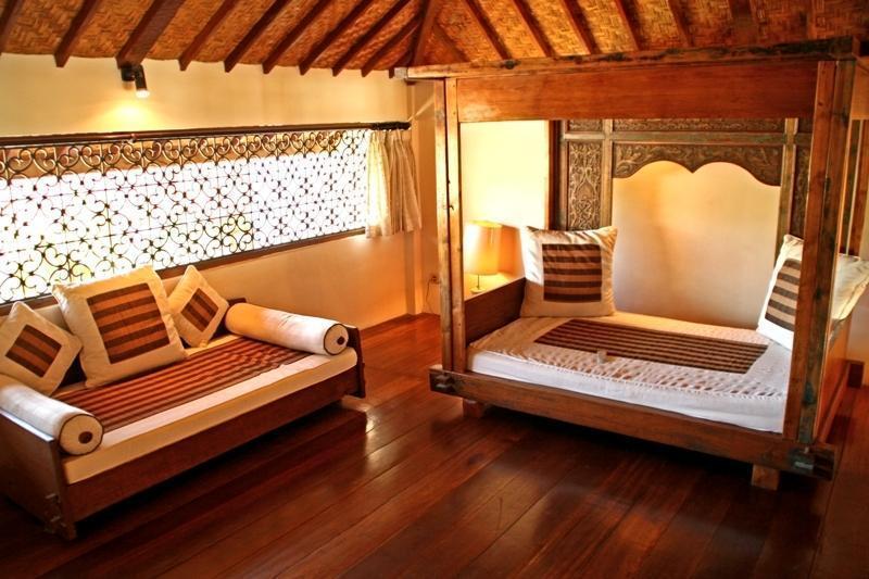 Dyana Villas Bali - Two Bedroom Villa - Ruang Tamu