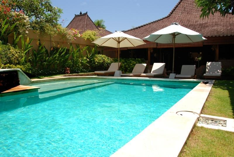Dyana Villas Bali - Three Bedroom Villa - Kolam Renang