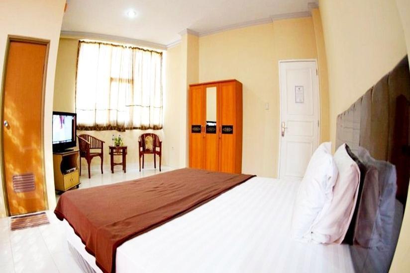 Hotel Lux Melati Belitung - Kamar Deluxe