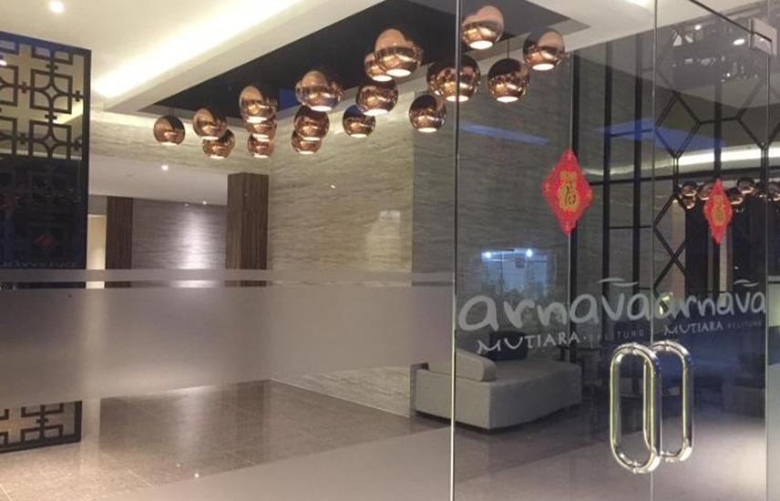 Arnava Mutiara Hotel Belitung Belitung - Eksterior