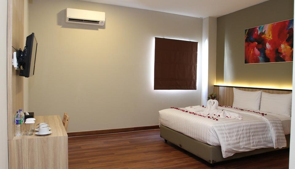 Arnava Mutiara Hotel Belitung Belitung - Deluxe Double Room Regular Plan
