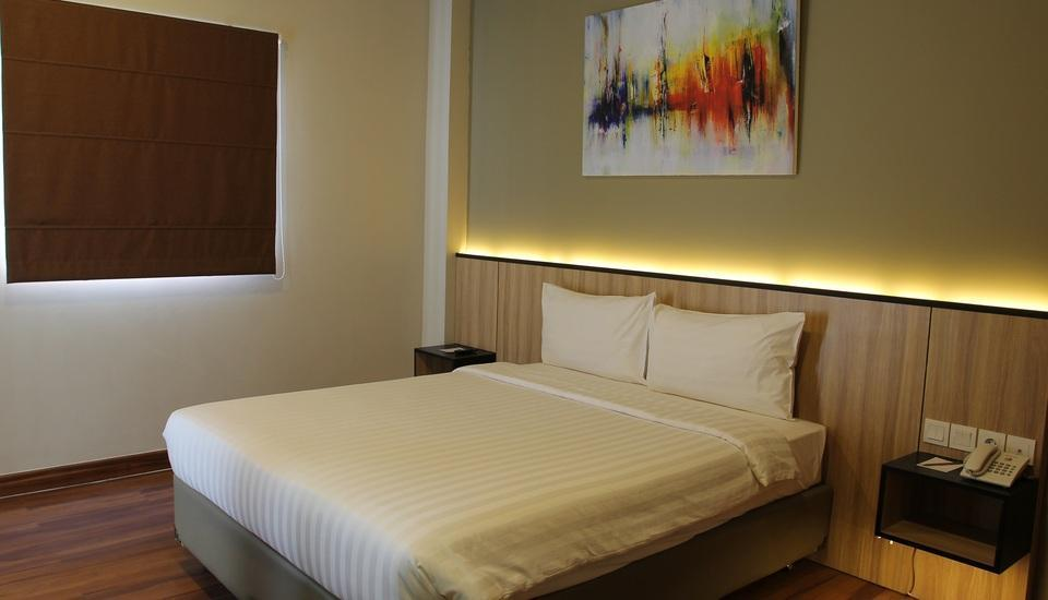 Arnava Mutiara Hotel Belitung Belitung - Superior Double Room Regular Plan