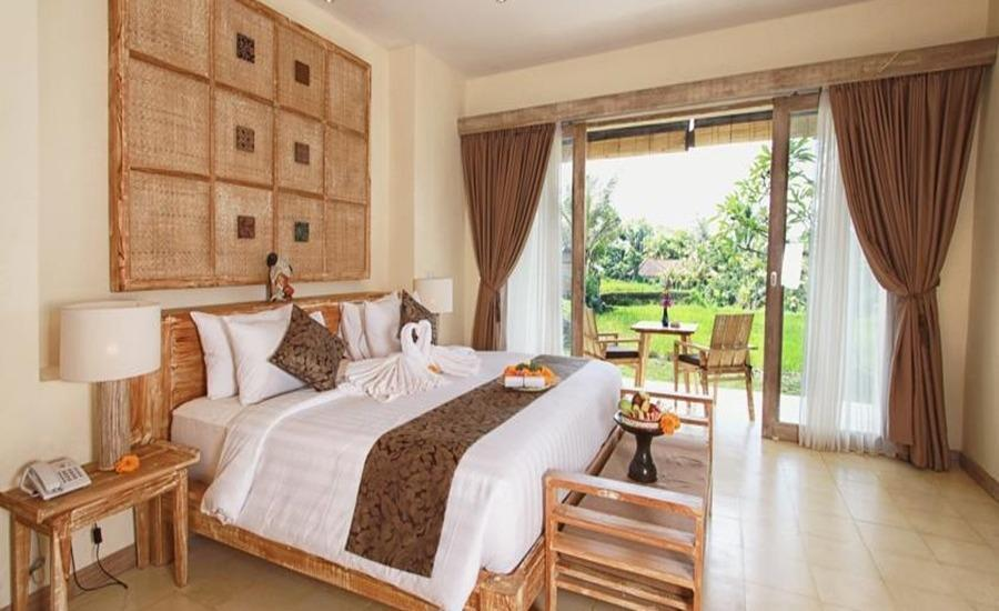 Atta Mesari Villas Bali - Suite Rice Terrace Room Basic Promo