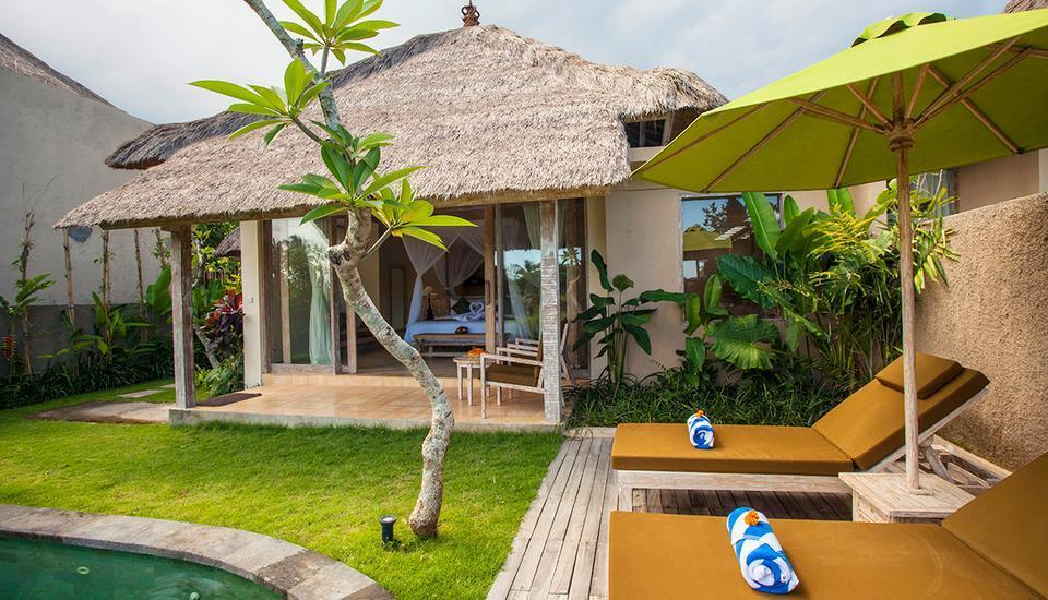 Atta Mesari Villas Bali - One Bedroom Pool Villa Regular Plan