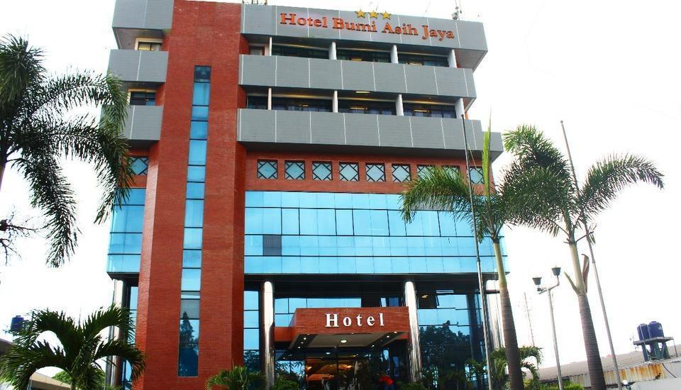 Hotel Bumi Asih Jaya Bandung - Building