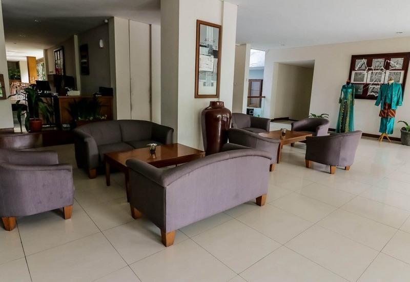 NIDA Rooms Perdana Raya Istana Bogor - Ruang tamu