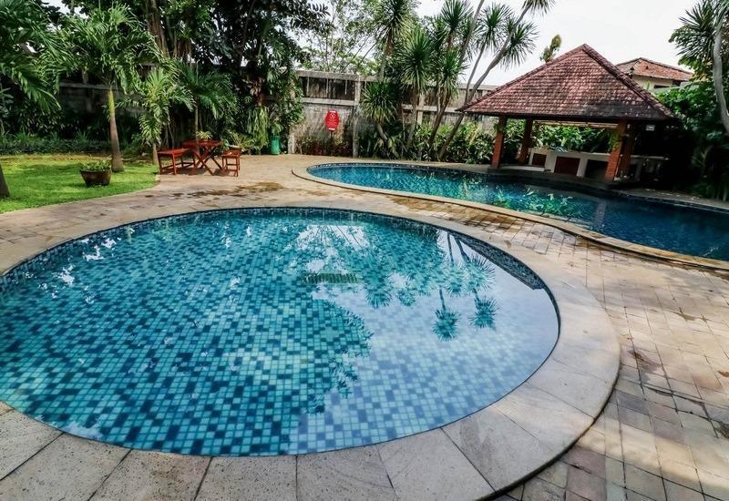 NIDA Rooms Perdana Raya Istana Bogor - Kolam Renang