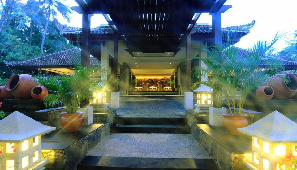 Kila Senggigi Beach Hotel Lombok - Lobi