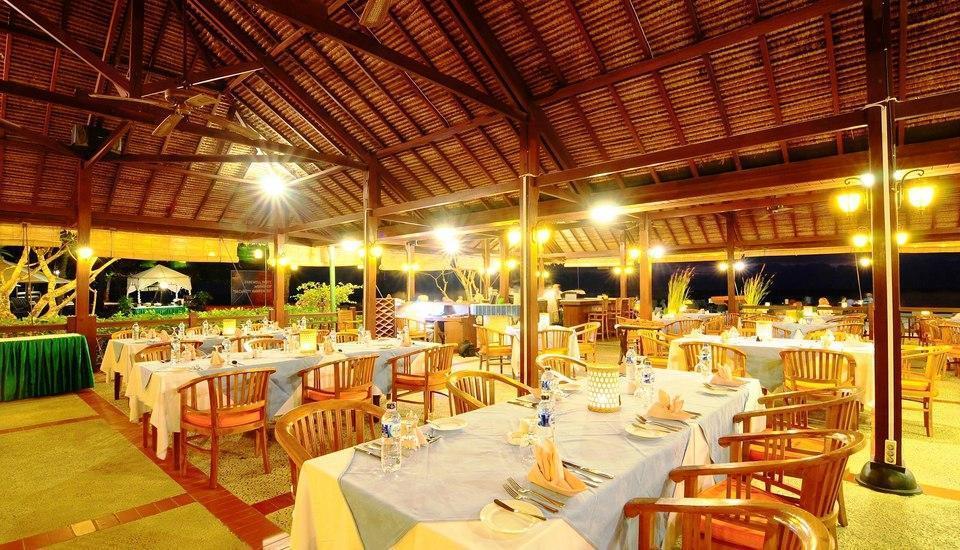 Kila Senggigi Beach Hotel Lombok - Restoran Basilico
