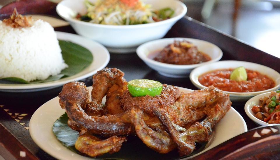 Kila Senggigi Beach Hotel Lombok - Ayam Taliwang