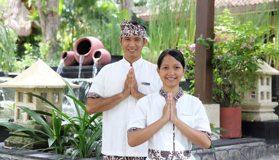 Kila Senggigi Beach Hotel Lombok - Salam AEROWISATA
