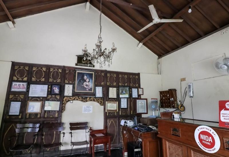 NIDA Rooms Yogyakarta Wates Bantul Indah Jogja - Lobi