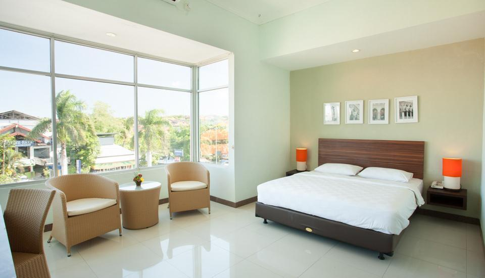 The Studio Inn Nusa Dua - Deluxe Room with Breakfast Regular Plan