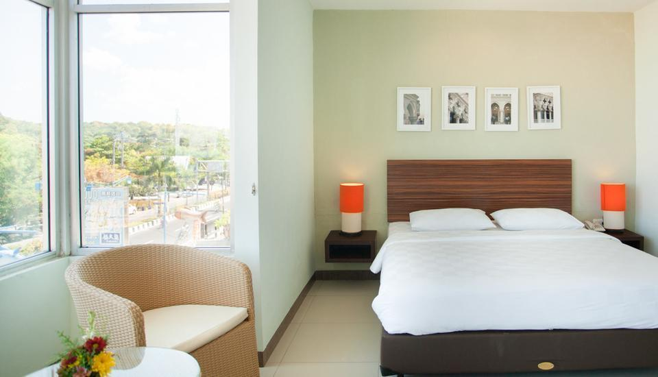 The Studio Inn Nusa Dua - Junior Suite Room with breakfast Flash Deal Promotion