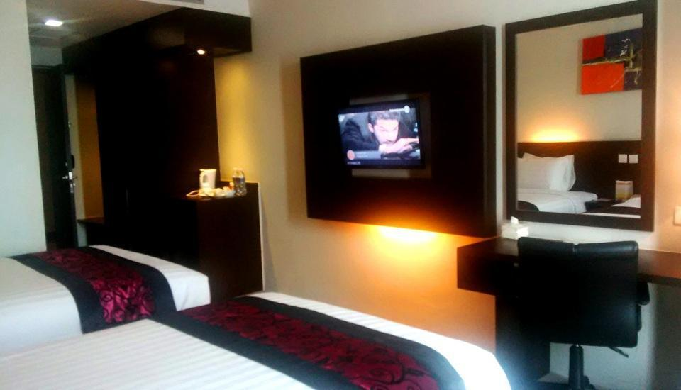 Horison Ultima Kings Batam - Deluxe Twin Promo