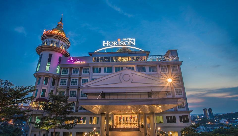 Horison Ultima Kings Batam - Tampilan Luar Hotel