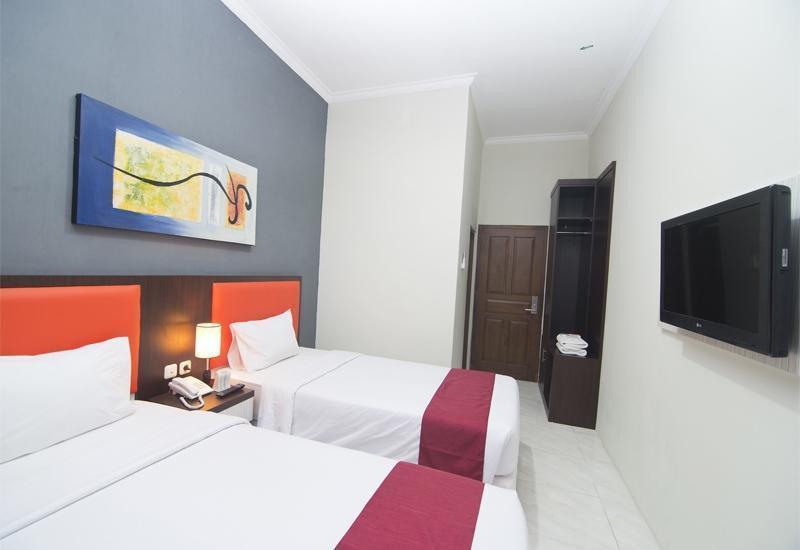 Sarila Hotel Solo - Kamar Deluxe