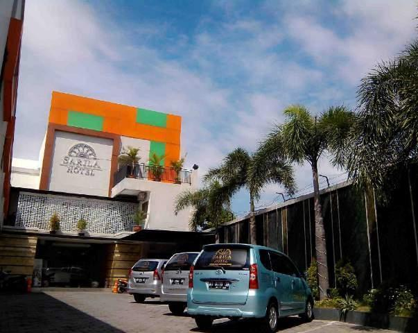 Sarila Hotel Solo - Eksterior