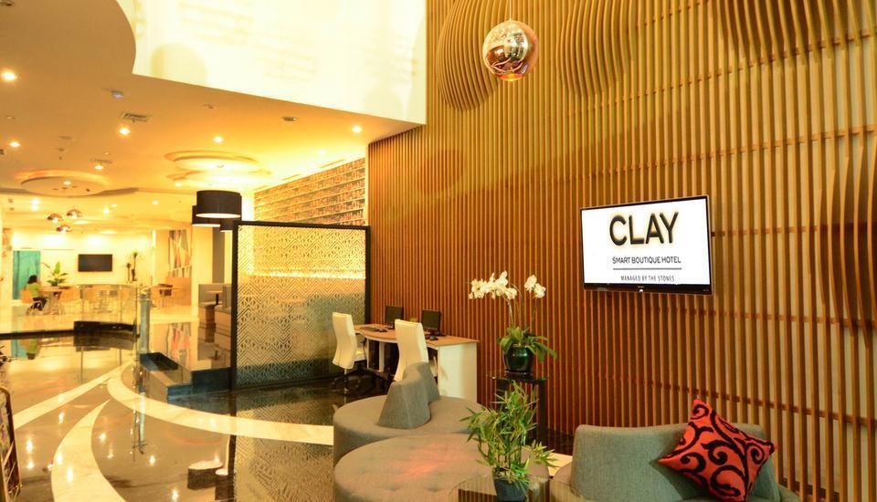 Clay Hotel Jakarta - Lobi