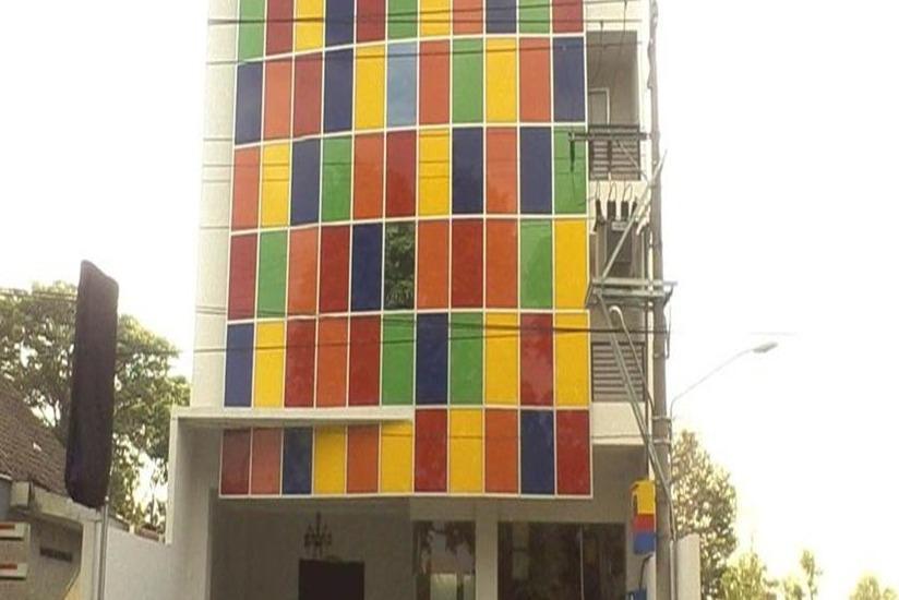 Sarila Hotel Sukoharjo - Tampilan Luar Hotel