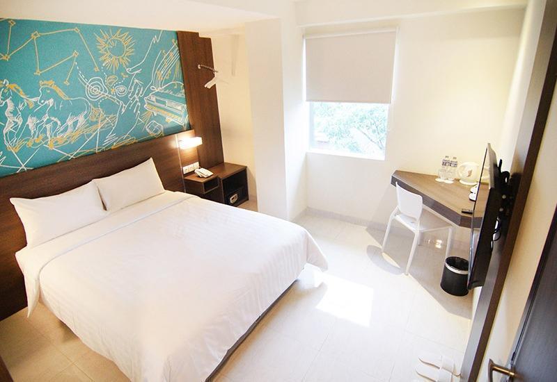 Meize Hotel Bandung - Deluxe Queen