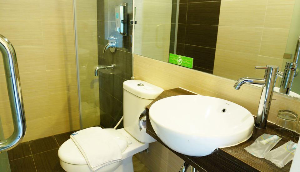 Meize Hotel Bandung - BATH ROOM