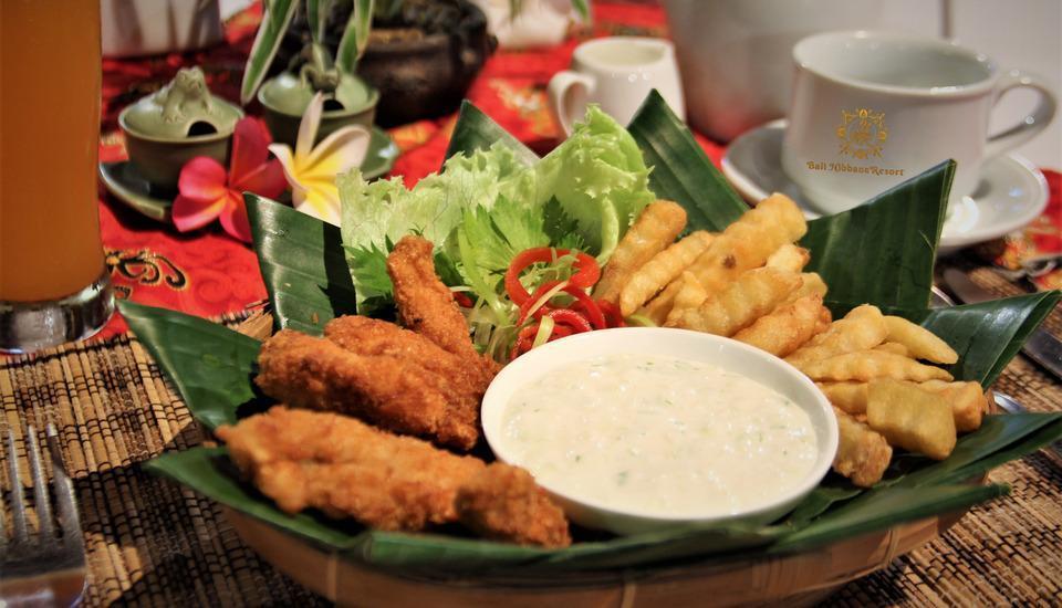 Nibbana Bali Resort Bali - sarapan 8