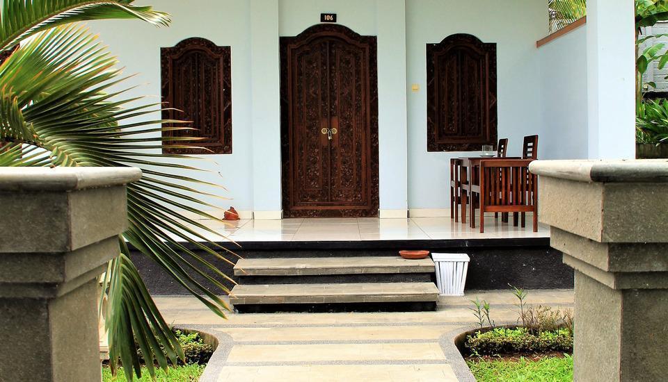 Nibbana Bali Resort Bali - suite pemandangan