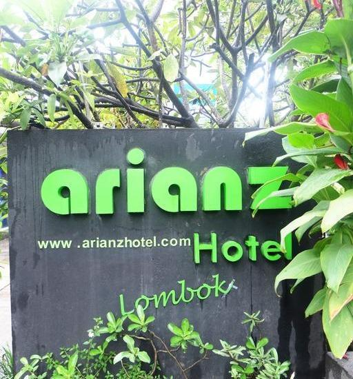 Arianz Hotel Lombok - Hotel
