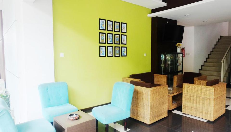 Arianz Hotel Lombok - Lobby
