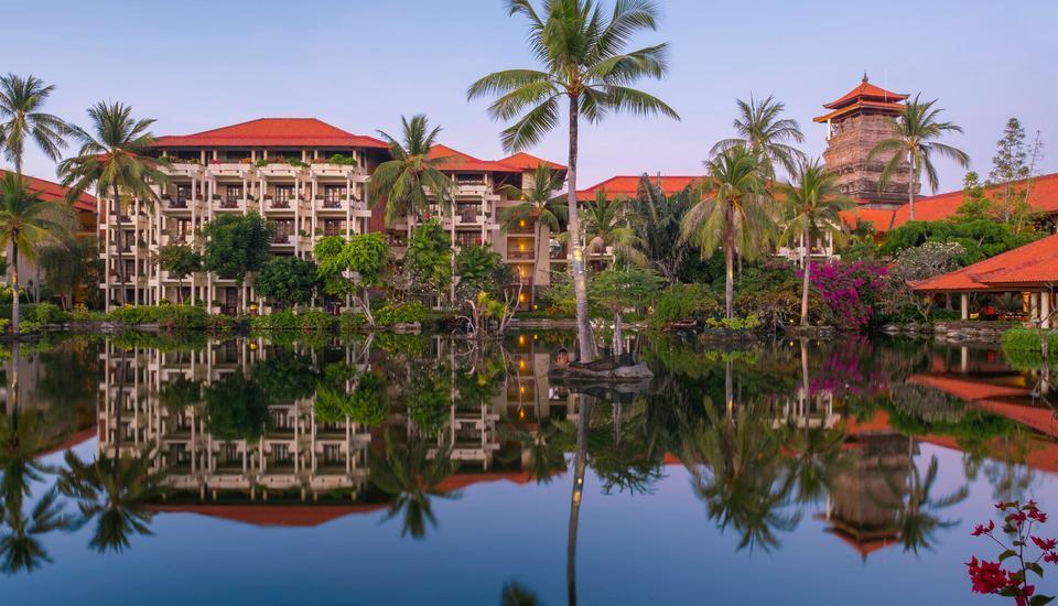 Ayodya Resort Bali - Bangunan resort