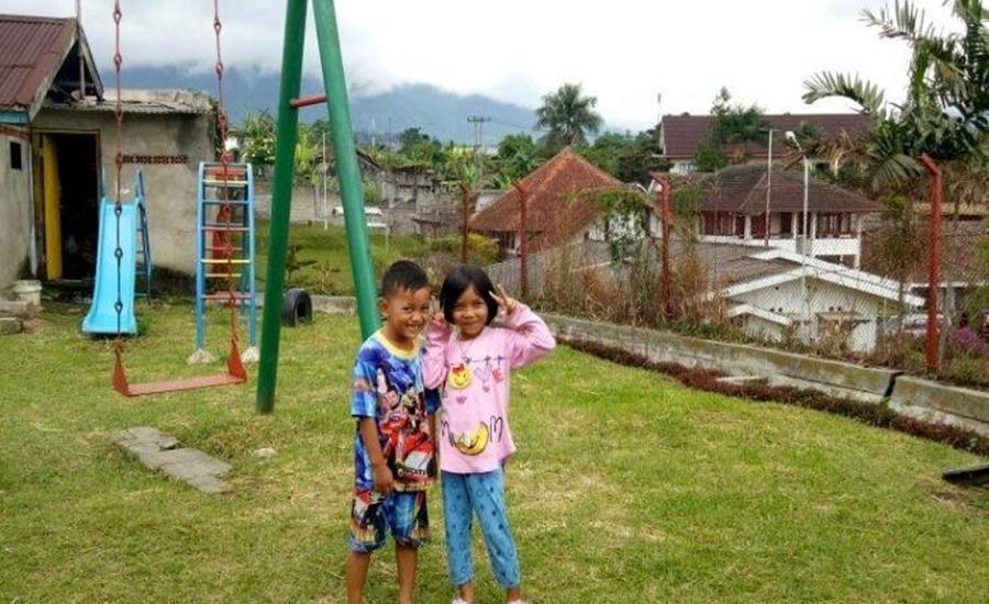 Agape Gunung Bakti Cianjur - Taman Bermain Anak
