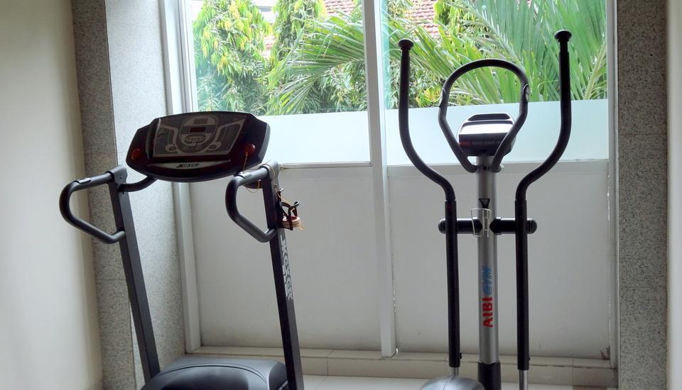 Prasada Mansion Jakarta - Gym mini