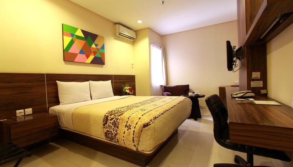 Prasada Mansion Jakarta - Kamar Deluxe