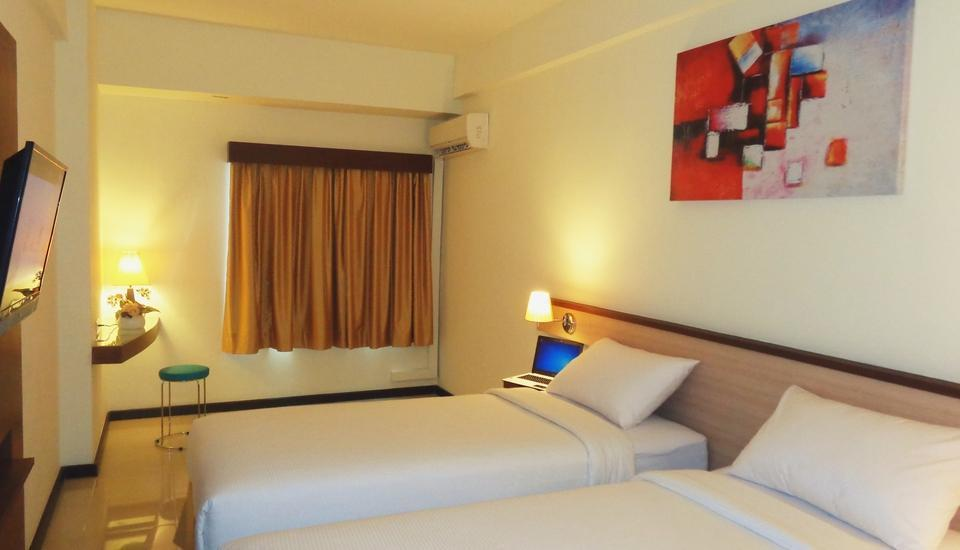 Everyday Smart Hotel Malang - Standard Double or Twin Room Only Diskon 5 % !!!
