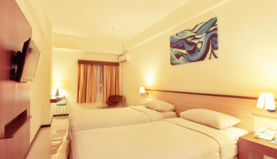 Everyday Smart Hotel Malang - Superior Double or Twin Room Only Diskon 10%!!!