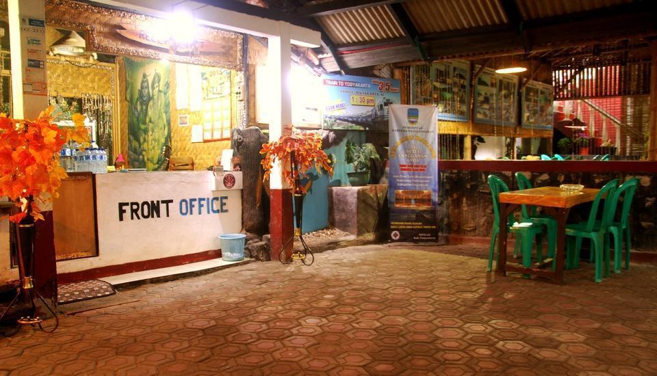 Komodo Island Hotel Pangandaran - Lobi