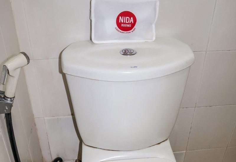NIDA Rooms Batang Hari 67 Medan Sunggal - Kamar mandi