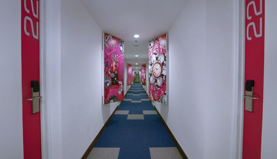 favehotel Kuta Kartika Plaza - Corridor