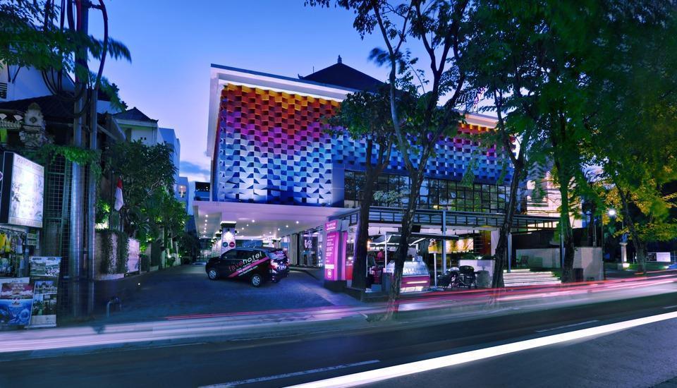 favehotel Kuta Kartika Plaza - favehotel Kartika FACADE