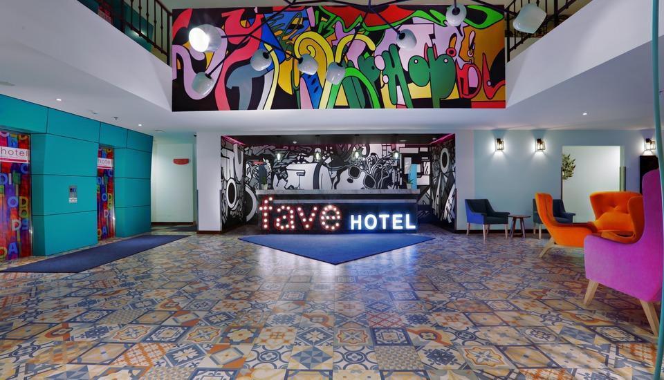 favehotel Kuta Kartika Plaza - favehotel Kartika LOBBY