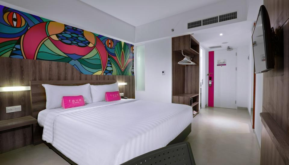 favehotel Kuta Kartika Plaza - Standard Room with Breakfast Regular Plan