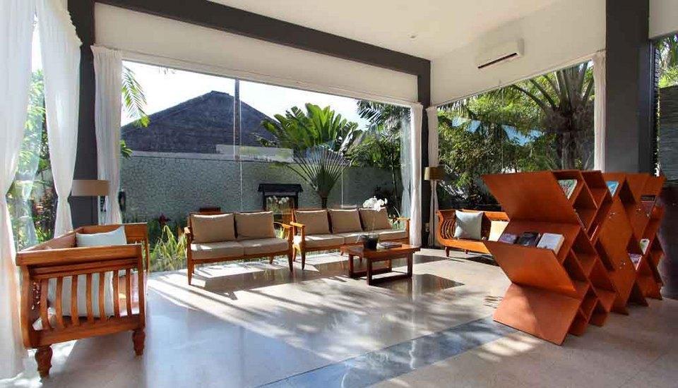 The Bali Khama Bali - Khama lounge