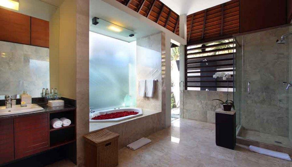 The Bali Khama Bali - Bathroom Romantic Pool Villa