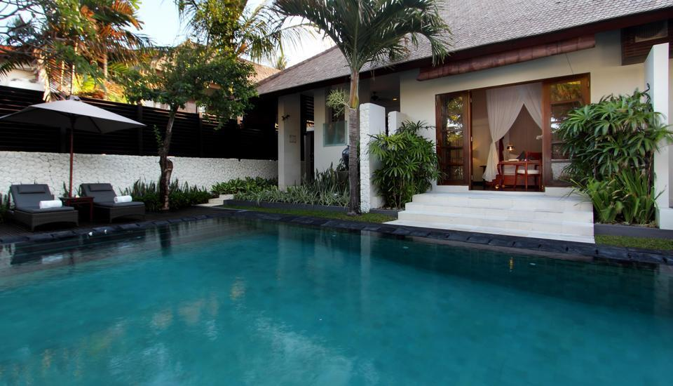 The Bali Khama Bali - 2 Bedroom Beach Front