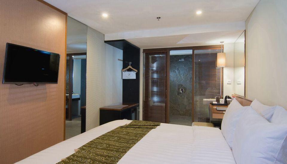 Savvoya Seminyak Hotel Bali - Kamar Deluxe Double