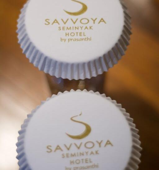 Savvoya Seminyak Hotel Bali - Pemanggang roti