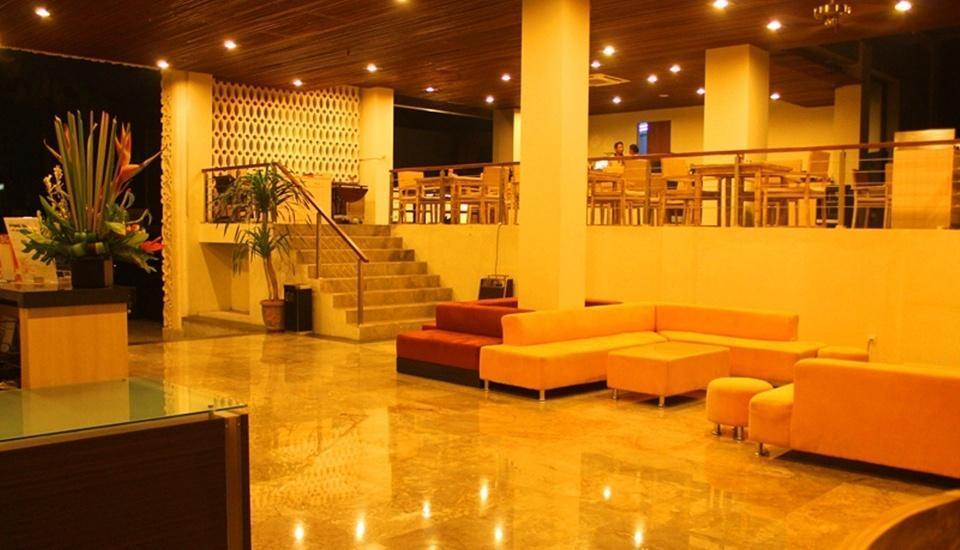 Savvoya Seminyak Hotel Bali - lobi