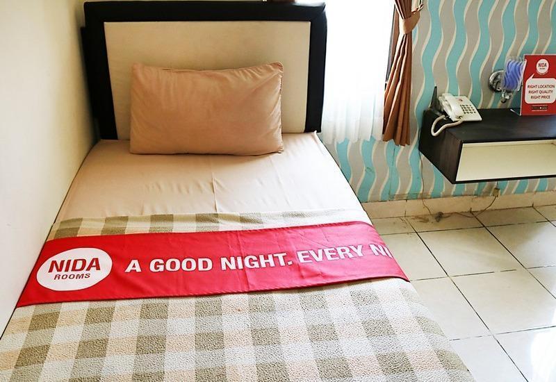 NIDA Rooms Cipayung Puncak Pass - Kamar tamu